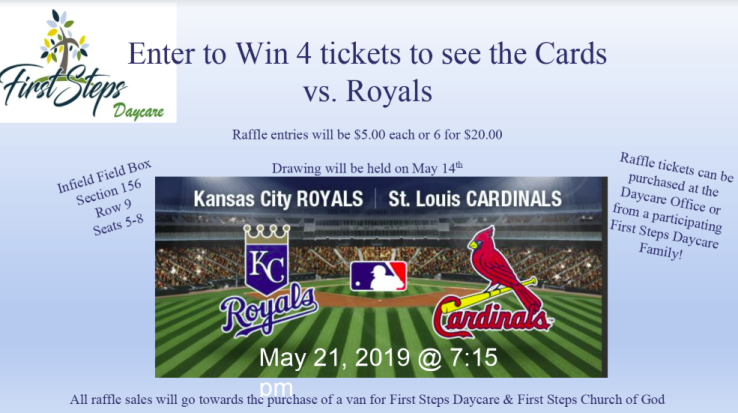 Cardinal Ticket Fundraiser